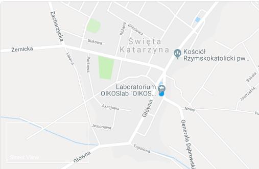 ul. Powstańców Śląskich 8 55-010 Święta Katarzyna